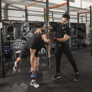 Bodybuilding Preparation