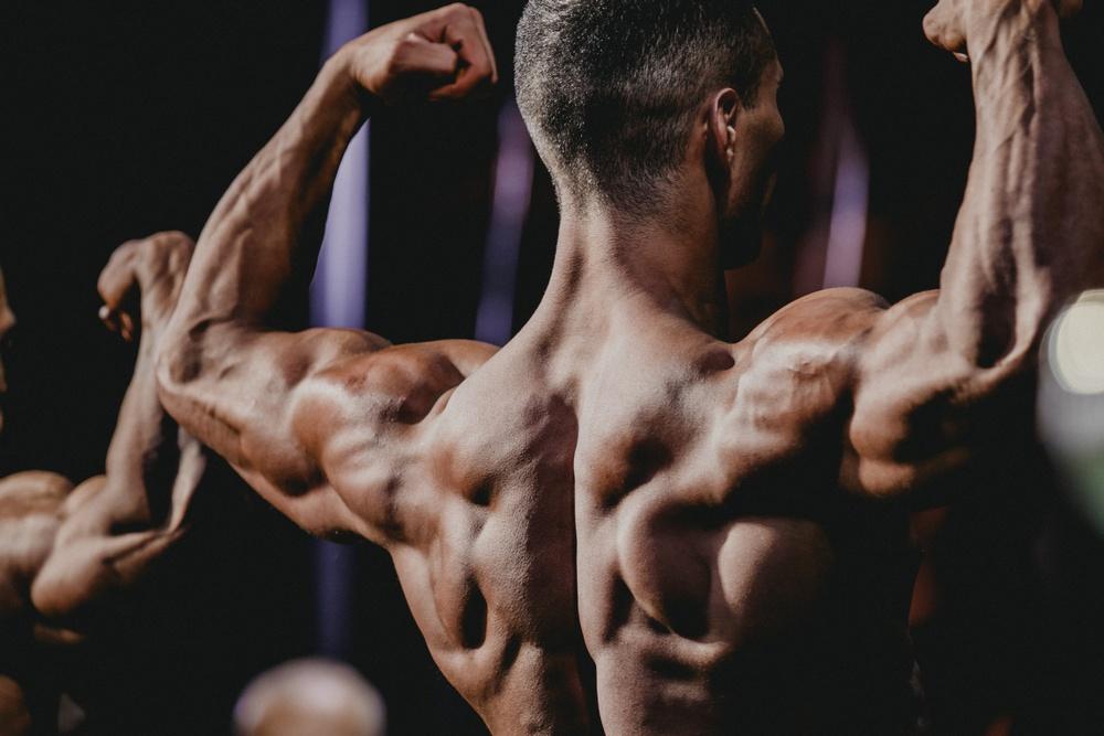 Body Builder Preperation